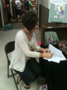 How an Introvert Has a Book Signing