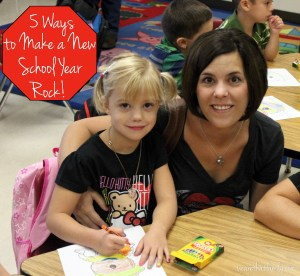 WFMW: Five Ways to Make a New School Year Rock