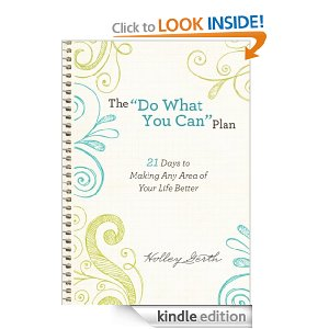 Do What You Can Plan Ebook: FREE today