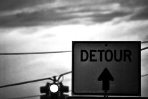 WFMW: Saying Yes to the Detours