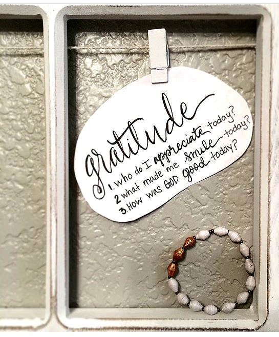 3 ways to be more grateful in the new year