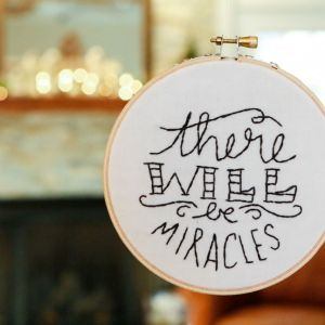 Introducing: There Will Be Miracles Collection