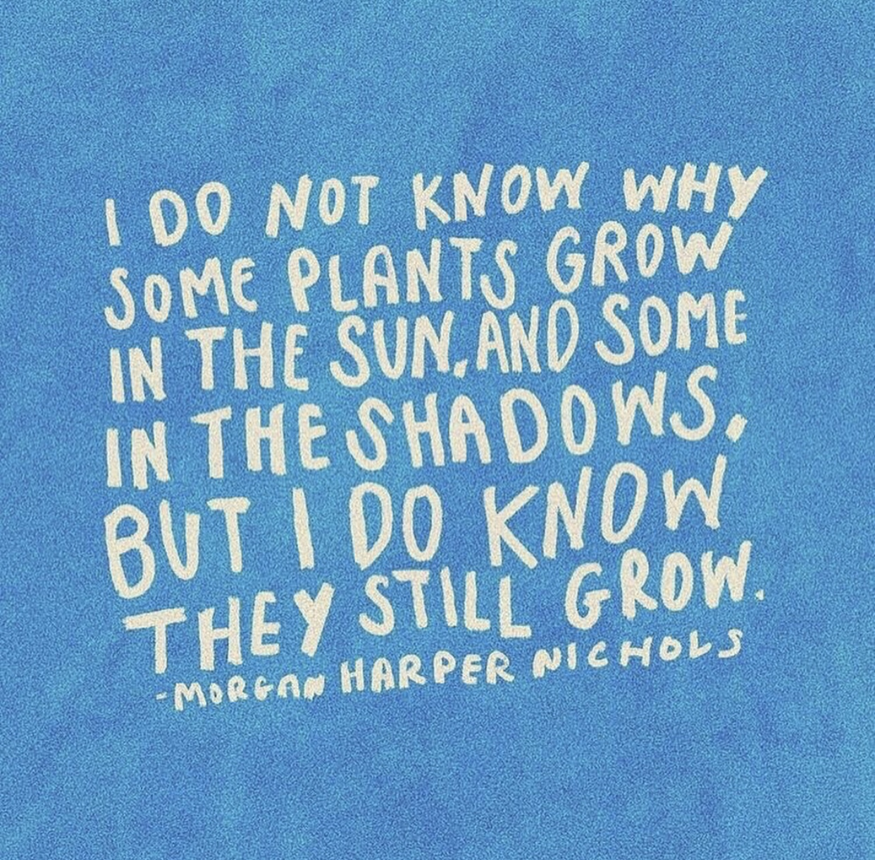 Sometimes When You're in a Dark Place You Think You've Been Buried, But Actually You've Been Planted - Kristen Welch
