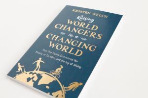 Be A World Changer {Flash Sale}