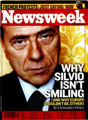 copertina newsweek