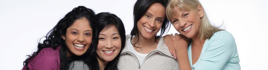 diverse-women-smiling