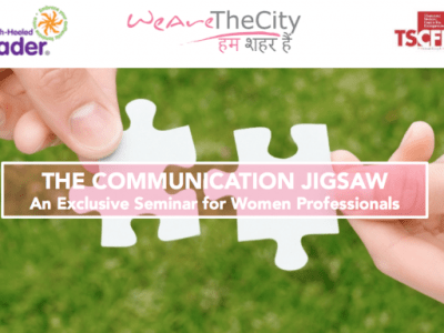 The communication jigsaw Event