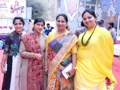 Giving Back- Malini Lalit Bansal | Founder Chairperson of Aasmaa Foundation 2