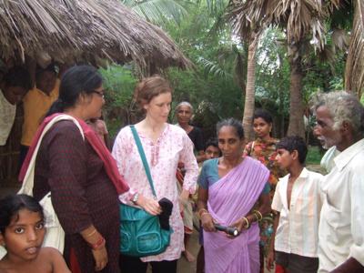 Videshi Women - An interview with Emily Bild, Go Philanthropic Foundation 3