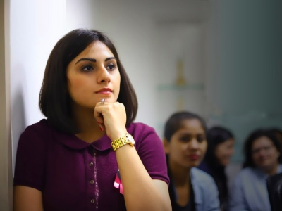 Aditi Syal featured