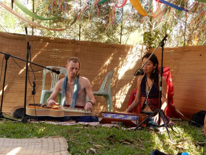 Optreden shambhala in your heart festival