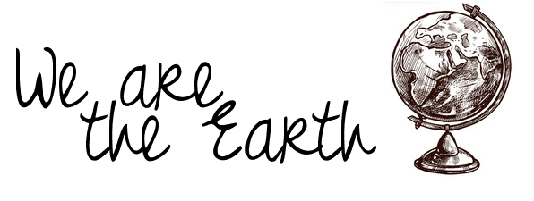 logo We are the Earth