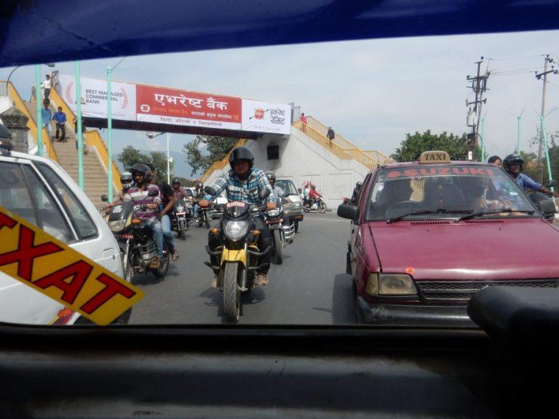 public transport nepal
