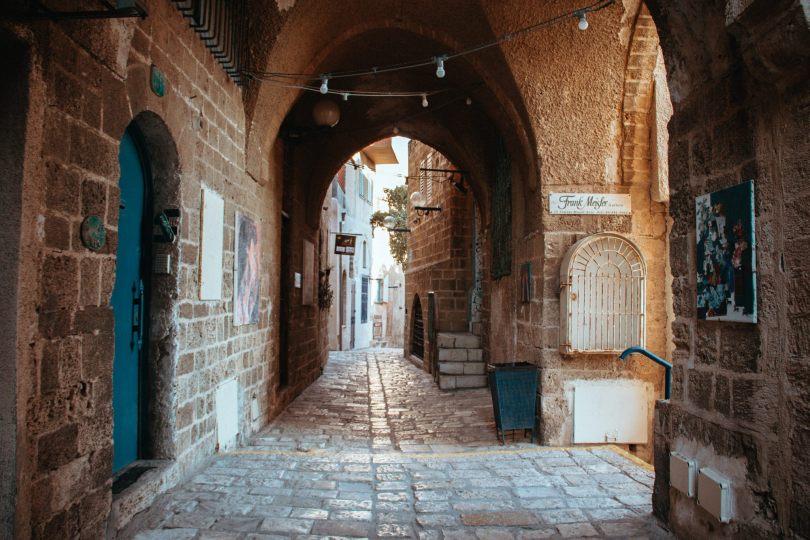 Old yaffo Israel