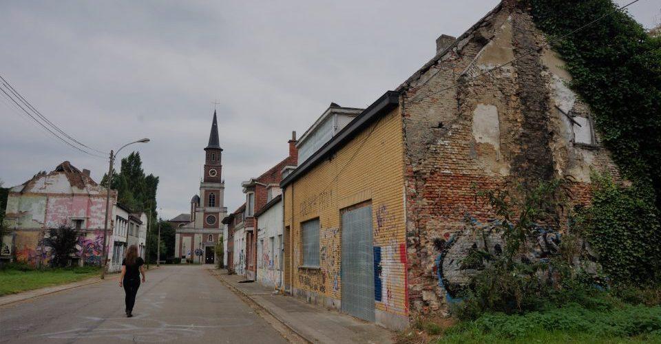 Urbexen in doel, België