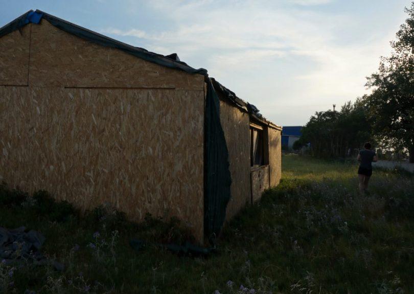 Vluchtenlingenkamp Griekenland