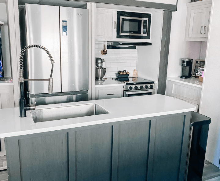 7 Tips for Organizing an RV Kitchen
