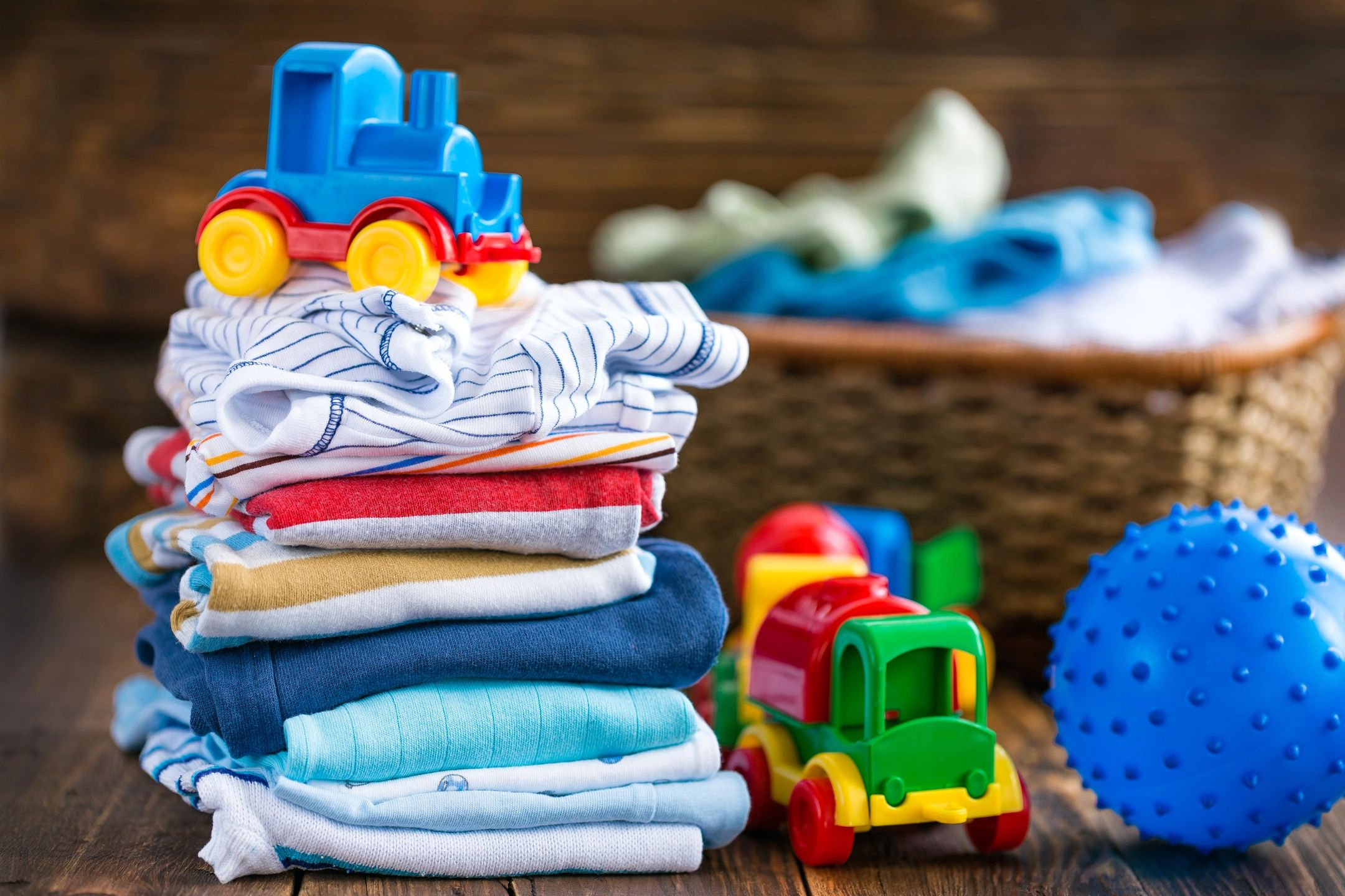 donations of clothing for foster children