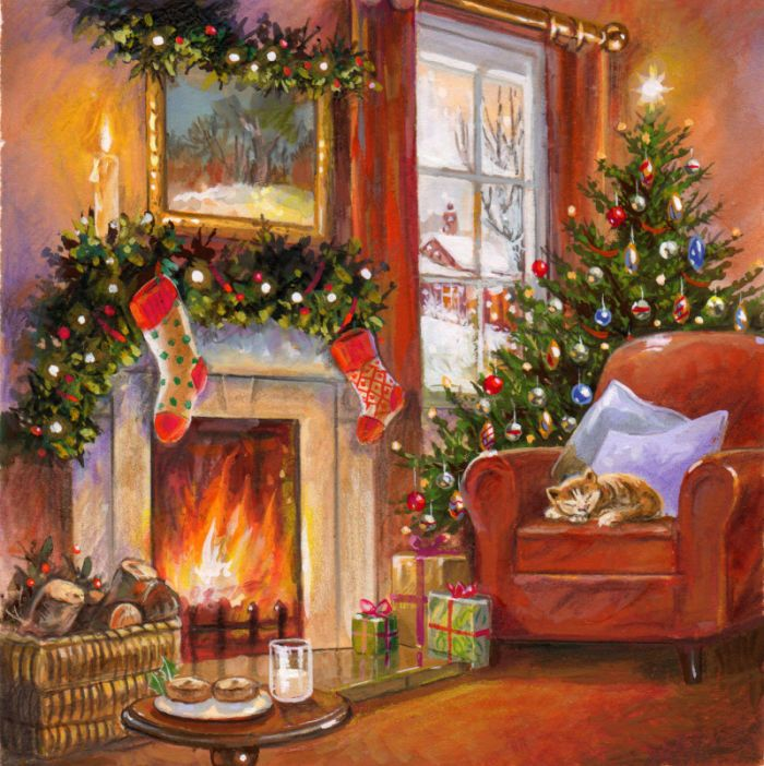 Christmas Greeting Cards 1950 1980