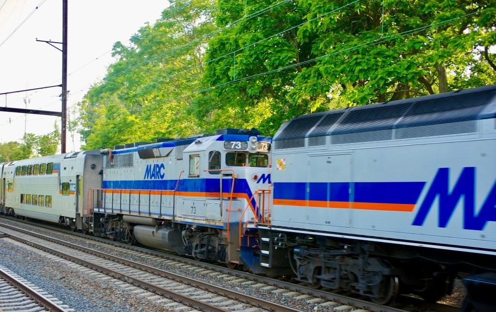 MARC train