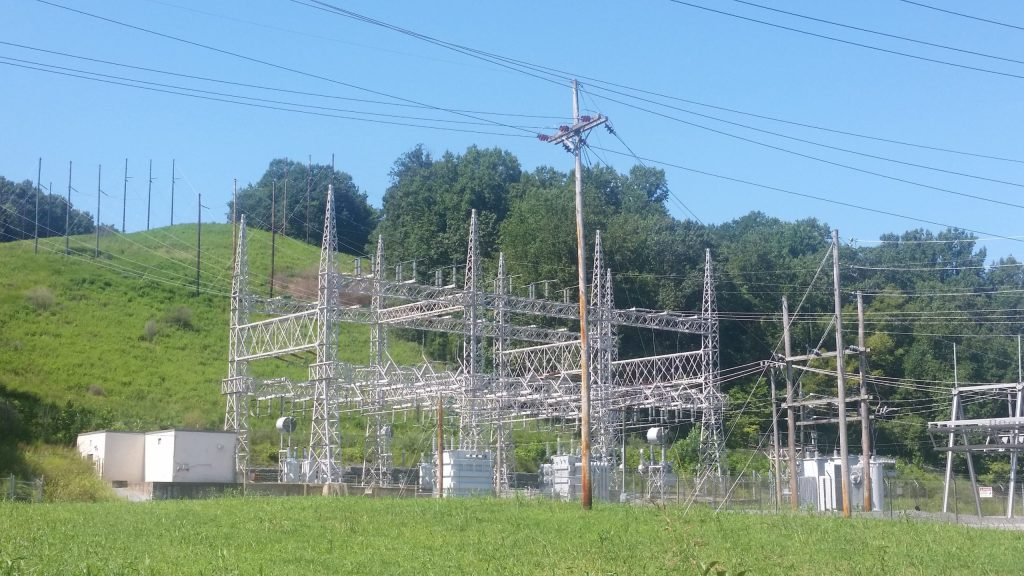 Millville substation