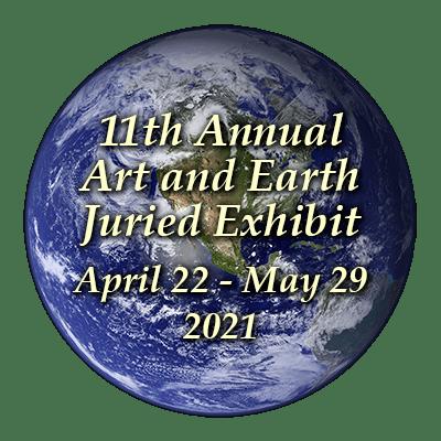 Berkeley Arts Council logo for the annual Art & Earth exhibit.