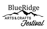 Logo for the Blue Ridge arts & crafts festival.