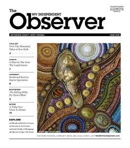 Juen 2021 Observer Cover