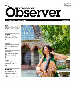 Observer 21-08 Cover