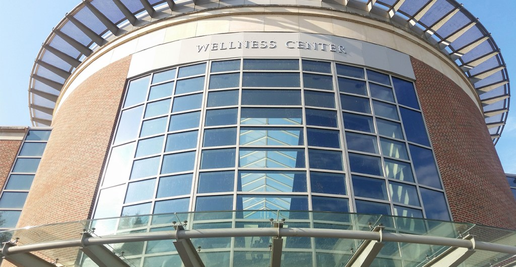 the shepherd university wellness center
