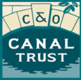 logo for the C&O canal trust.