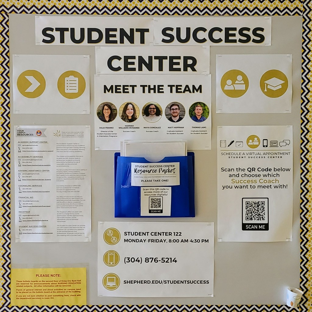 The Student Nurse Association has recently created a student mentoring program.