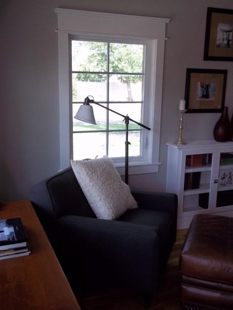 Window and trim installation