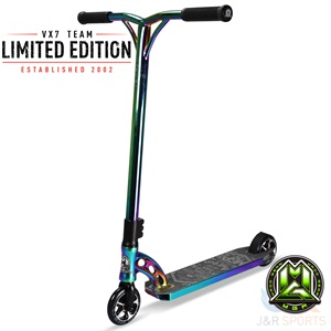MGP VX& Pro Team Edition Neo Chrome