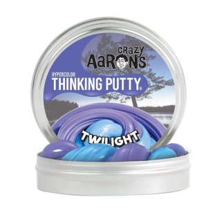Crazy Aaron Thinking Putty Hypercolour Twilight