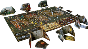 A Game Of Thrones Board Game