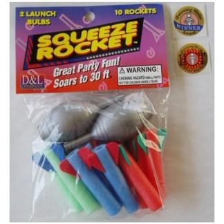 squeeze rocket