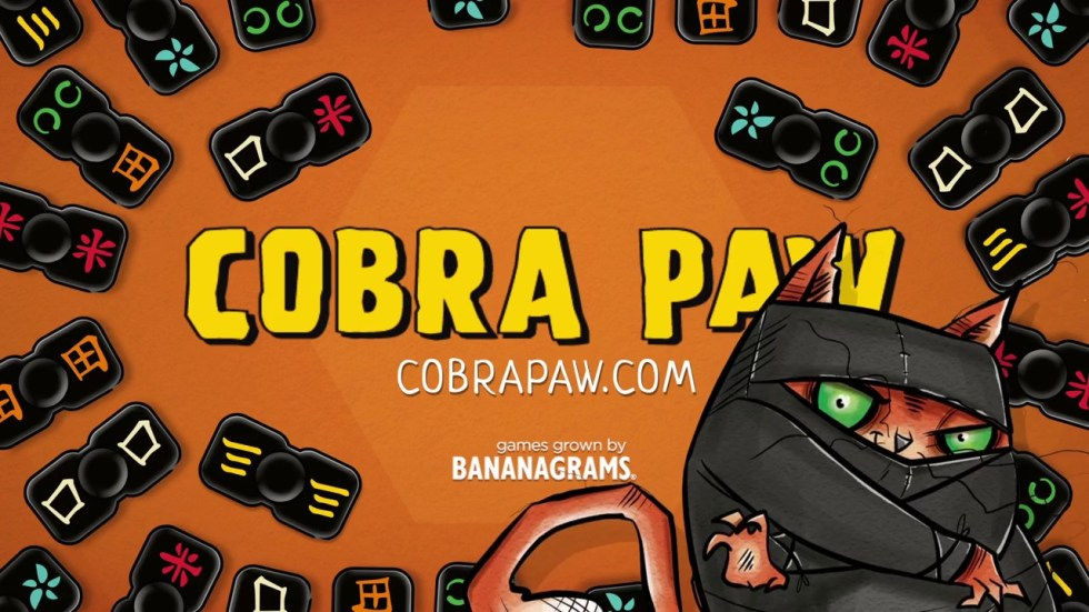 Cobra Paw Graphic