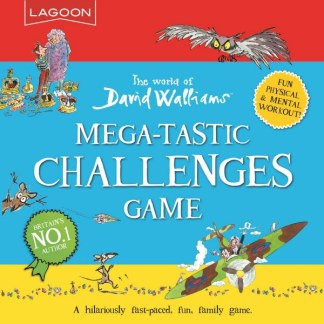 David Walliams' Mega-tastic Challenges Games