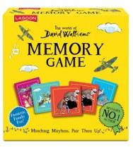 David Walliams' Memory Game