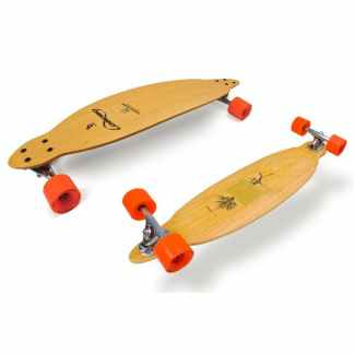 Loaded Pintail Longboard