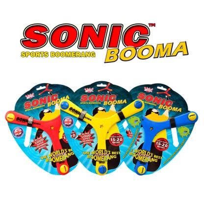 Sonic Booma