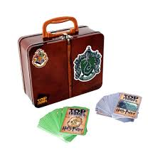 Top Trumps Harry Potter Slytherin Tin