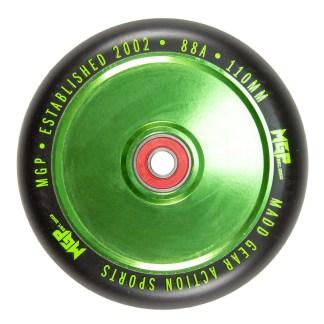 mgp corrupt 110 green black