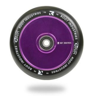 root air 110 purple black
