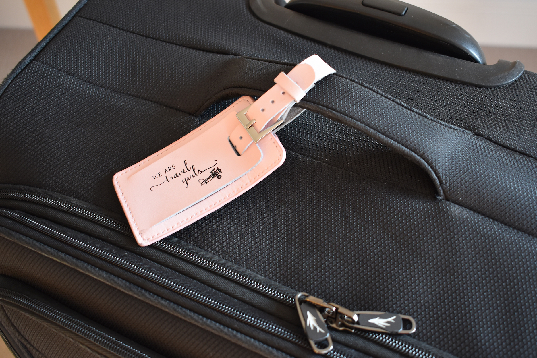 WE ARE TRAVEL GIRLS™ LUGGAGE TAG   We Are Travel Girls