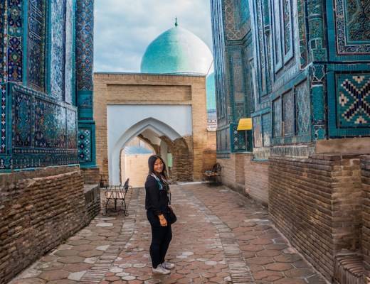Conquering Stigmas - Travelling through the silk road solo as woman