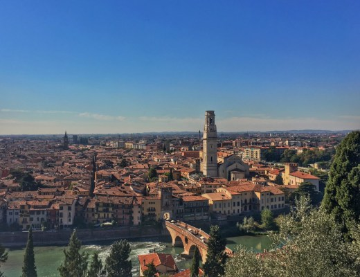 How To Spend One Day In Verona, Italy