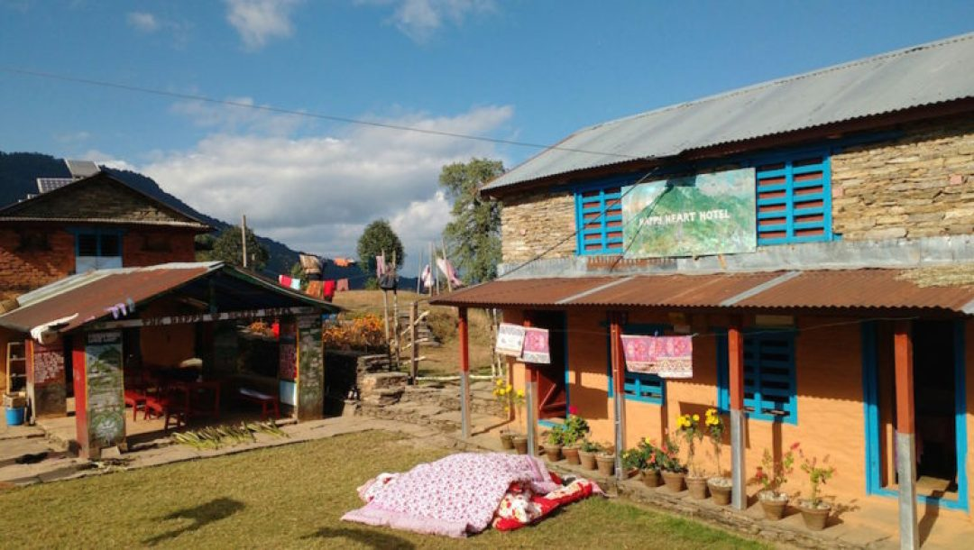 our-guesthouse-at-the-foot-of-panchase-peak-nepal