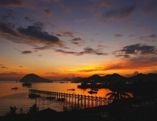 5 Reasons To Explore Komodo National Park Komodo-sunset